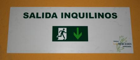 Salida inquilinos