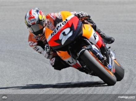 Dani Pedrosa motoGP 2008