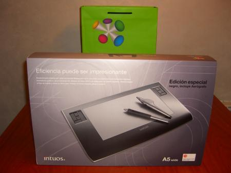 Wacom Intuos3  A5 Wide Special Edition